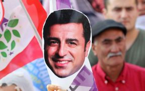 Jailed lawmaker Demirtaş says pro-Kurdish HDP played key role in AKP upset at polls 26