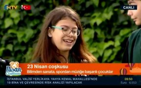 On Children's Day, Turkish teenager says dream is to become German citizen 41