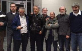 Six staff from Turkey's Cumhuriyet newspaper returned to jail: lawyers 21
