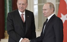 In cozying up to Russia, Turkey's Erdogan is taking a huge gamble 23