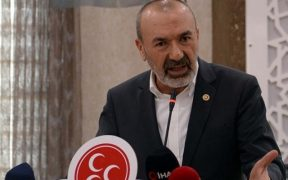 MHP executive says CHP aims not to serve nation but to destroy one man rule, bring democracy 27