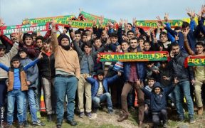 Turkey Kurds: The bitter politics of the football pitch 28