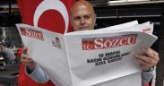 'Did I upset you, boss?': Can Dundar on the collapse of media in Turkey 12