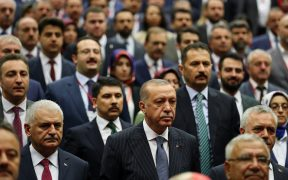 Erdogan Finds Himself in a Geopolitical Cul-de-Sac 54