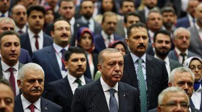 Erdogan Finds Himself in a Geopolitical Cul-de-Sac 23