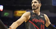 'This is hurtful': Enes Kanter responds to abusive Nuggets fan who yelled 'go back to Turkey, oh wait you can't' 16