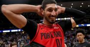 Turkish TV won't air Enes Kanter's NBA playoff games. He says government is 'afraid' of him 14