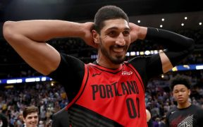 Turkish TV won't air Enes Kanter's NBA playoff games. He says government is 'afraid' of him 22