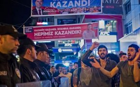 Turkey Further Sinks Into Autocracy 27