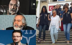 Top Turkey court rejects jailed journalist appeals 32