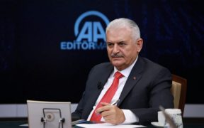 AKP candidate takes over parliament speaker's Twitter account for use in election 33