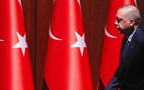 A hard AK to follow: Turkey's President Erdogan may face a mutiny in his own party 24