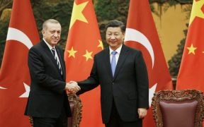 Is Turkey the Western anchor of the New Silk Road? 37