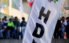 Turkey's Kurdish HDP party says Ocalan's call does not change strategy in Istanbul 23