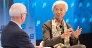 Lagarde warns Turkey has 'teeny bit' of fiscal space 7