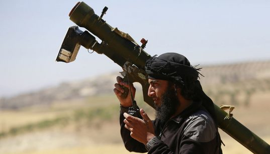 Is Turkey burying Syria's revolution by using Syrian rebels against YPG? 38