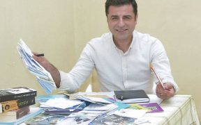 Jailed Kurdish politician Demirtaş urges support for opposition's İstanbul mayoral candidate 24
