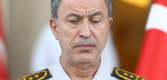 Ex-military chief Hulusi Akar was leader of the putschists according to secret coup drafts 39