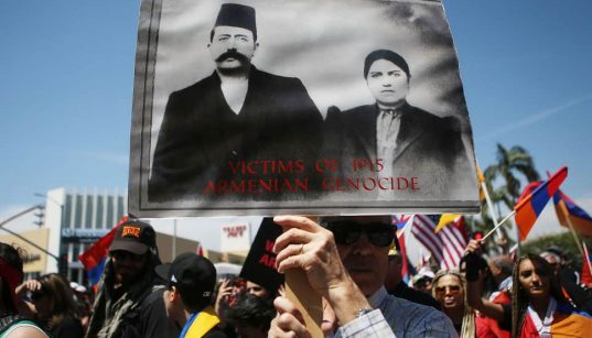 Genocides begin in the wilderness, far from prying eyes – in Ottoman Turkey as well as Nazi Germany 43