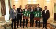 New İstanbul mayor welcomes prominent Kurdish football team 15