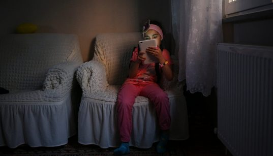 'Her Eyes Were Full of Fear.' Turkey Repatriates Children of ISIS Followers. 37