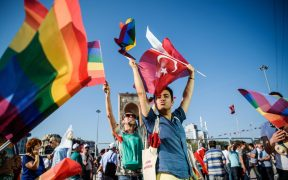 Istanbul authorities ban 'Queer Olympix' in blow to pro-LGBT movement in Turkey 29