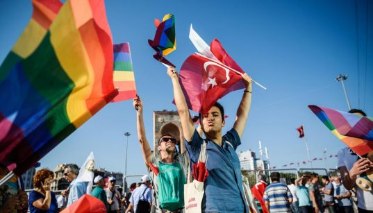 Istanbul authorities ban 'Queer Olympix' in blow to pro-LGBT movement in Turkey 41