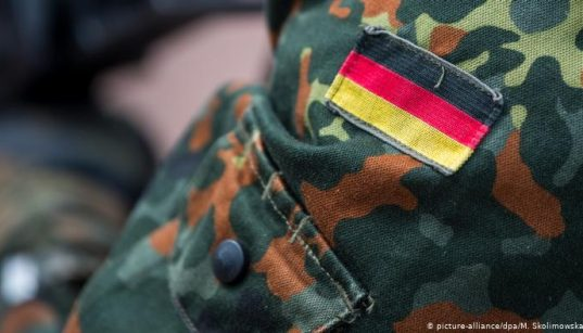 German soldier barred from leaving Turkey 44