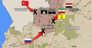 Turkey vexed with Russia after Syria strikes convoy 22