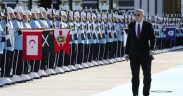 Erdogan's Turkey is 'an open prison' 23