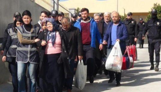 Turkey orders detention of 2,073 Gülen followers in July: ministry 42