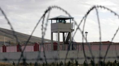 Bar association reports ill treatment of inmates by guards in Turkey's east 55