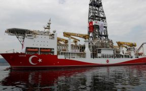 Russia to Cooperate with Turkey in Oil Exploration in E. Mediterranean 22