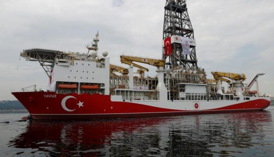 Russia to Cooperate with Turkey in Oil Exploration in E. Mediterranean 40