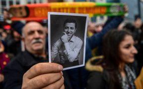 Jailed Kurdish leader's release blocked by court order for rearrest 54