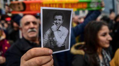 Jailed Kurdish leader's release blocked by court order for rearrest 23