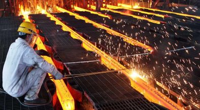 Turkish steelmaker Koc to stop production 36
