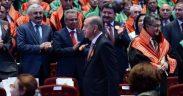 Turkey's Erdogan rebukes lawyers boycotting judicial ceremony at presidential palace 23