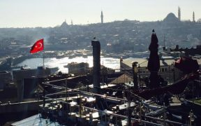 Five years with turbulent Turkey's 'militant people' 23