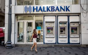 U.S. charges state-owned Turkish bank in multibillion-dollar sanctions-busting scheme 32