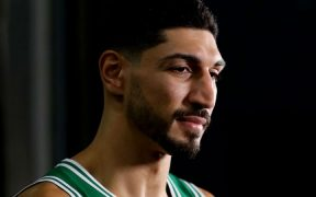 Celtics' Enes Kanter on his criticism of Turkey: 'How can I stay silent?' 22