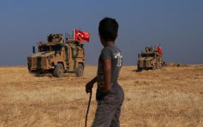 Turkey threatens solo army operation in northeast Syria 33