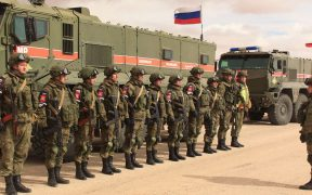 Turkey Syria offensive: Russia deploys troops to border 29