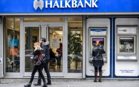 Turkey's state-owned Halkbank deemed weakest on Fitch stress test 25
