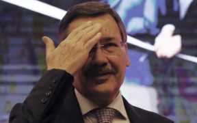 Ex-mayor of Turkey's capital rents car parks to wife's foundation for cheap 23
