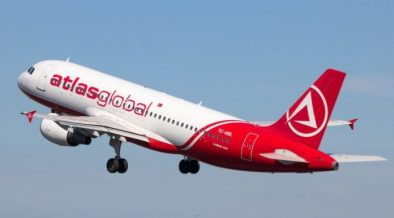 Turkey's Atlasjet suspends flights until Dec. 21 due to financial problems 36