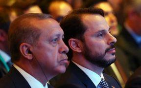 German gov't: Family of Erdoğan's son-in-law finances controversial think tank 25