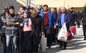 Turkey detains 261,000, arrests 91,000 in post-coup crackdown on Gülen followers 27