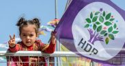 HDP closure fears grow after new 'terror' charges raised against party executive 24