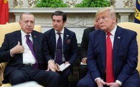 Trump's warm welcome to Erdogan at odds with wider US sentiment 25
